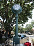 Image for Downtown Clock - Redwood City, CA