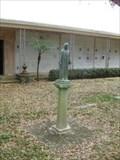 Image for Jesus Statuette - Sylvan Abbey - Clearwater, FL