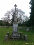 Image for Memorial Cross, St. Bartholomew - Finningham, Suffolk