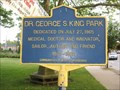 Image for DR. GEORGE S. KING PARK