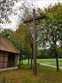 Image for Kreuz an der Bruder-Klaus-Kapelle - Havixbeck, NRW, Germany
