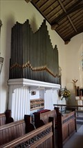 Image for Church Organ - St Margaret - Hemingford Abbots, Huntingdonshire