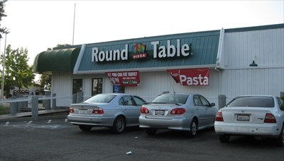 Round Table Pizza Hartnell Redding Ca Pizza Shops Regional Chains On Waymarking Com