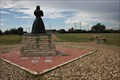 Image for Angel of Goliad memorial -- nr Fannin's Grave, Goliad TX