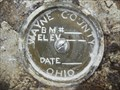 Image for Wayne County Bench Mark Disk - Chester Twp Wayne County OH