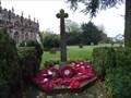 Image for Knowle Parish Church Cross - Warwickshire, UK