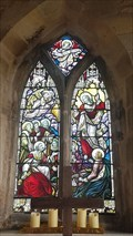 Image for Stained Glass Windows - St Peter - Stonesby, Leicestershire
