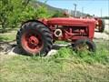 Image for Old Massey Tractor - Gatzke's Farm Market - Oyama, British Columbia