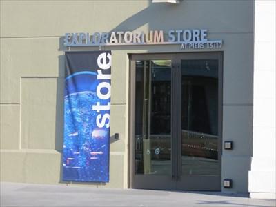 Exploratorium Store, San Francisco, CA