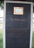 Image for The Walker sisters - Fulton Co., GA