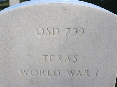 George Matthew Shelton, Sr, Backside, close-up, San Francisco National Cemetery