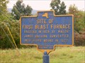 Image for Site of First Blast Furnace - Moriah, NY