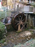 Image for Water Wheel near the Aerial Lift Station - Reigoldswil, BL, Switzerland