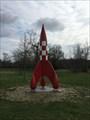 Image for La fusée de Tintin - Blagnac - France