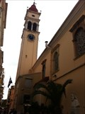 Image for Bell Tower of Saint Spyridon Church - Kerkyra, Corfu, Greece