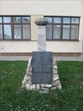 Image for Pomnik Obetem 1. a 2. svetove valky - Jinacovice, Czech Republic