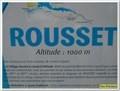 Image for 1000 m - Belvédère de Rousset - Rousset, France