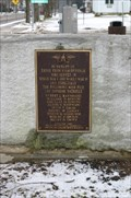 Image for World War memorial, Ellicottville, NY