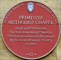 Image for Primitive Methodist Chapel, Church St, Pateley Bridge, N Yorks, UK
