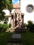 Image for Pomník obetem I.a II. svetové války - Predklasteri, Czech Republic