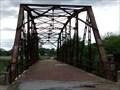 Image for Historic Route 66 - Rock Creek Bridge - Sapulpa, Oklahoma, USA.