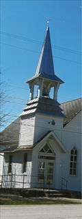Image for United Methodist Church Bell Tower - Labadie, MO