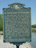 Image for General Dean Suspension Bridge, Carlyle, Illinois