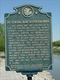 Image for General Dean Suspension Bridge, Carlyle, Illinois