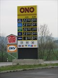 Image for E85 Fuel Pump Tank Ono - Kbelnice, Czech Republic