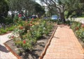 Image for Wayfarer Chapel Rose Garden ~ Rancho Palos Verdes, California