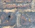 Image for Cut Bench Mark - Margravine Gardens, London, UK