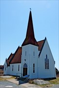 Image for St. John's Anglican Church - Peggys Cove, NS