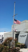 Image for Newport Center Fire Station Nautical Flagpole - Newport Beach, CA