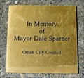 Image for Mayor Dale Sparber - Omak, WA