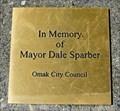 Image for Mayor Dale Sparber - Omak, WA