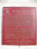 "Image for CNHS - ""FORT HENRY"" -  Kingston,  Ontario"