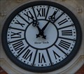Image for Railway station clock - Vichy - France