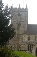 Image for Bell Tower - St Mary - Donhead St Mary, Wiltshire