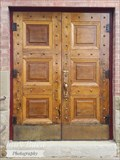 Image for Bell Tower Cultural Center Doors - Florence, CO