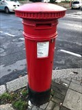 Image for Victorian Pillar Box - Belsize Road, Worthing, West Sussex, UK