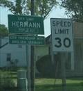 Image for Hermann, Missouri - Pop: 2,431