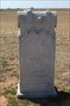 Image for A. G. Thomason - Thalia Cemetery - Thalia, TX