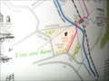 Image for You Are Here - Grand Union Canal, Aldbury, UK.