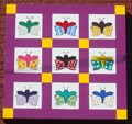 Image for Butterfly Block - Kathy's Korner Cafe - Kingsport, TN