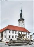 Image for Caesarova kašna / Caesar Fountain - Olomouc (Central Moravia)