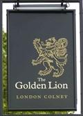 Image for Golden Lion - High Street, London Colney, Hertfordshire, UK.