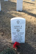 Image for CW2 Louis R. Rocco, US Army -- Fort Sam Houston National Cemetery, San Antonio TX
