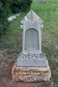 Image for Glaser - Cedar Hill Cemetery - Ouray, CO