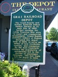 Image for GR & I Railroad Depot
