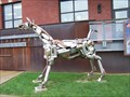 Image for Silverbolt - Horse made of Bumpers - Detroit, Michigan